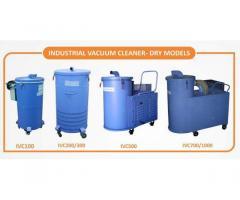 Industrial Vacuum Cleaners Manufacturer India