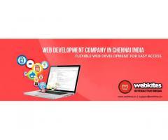 Web development company in Chennai-Webkites.